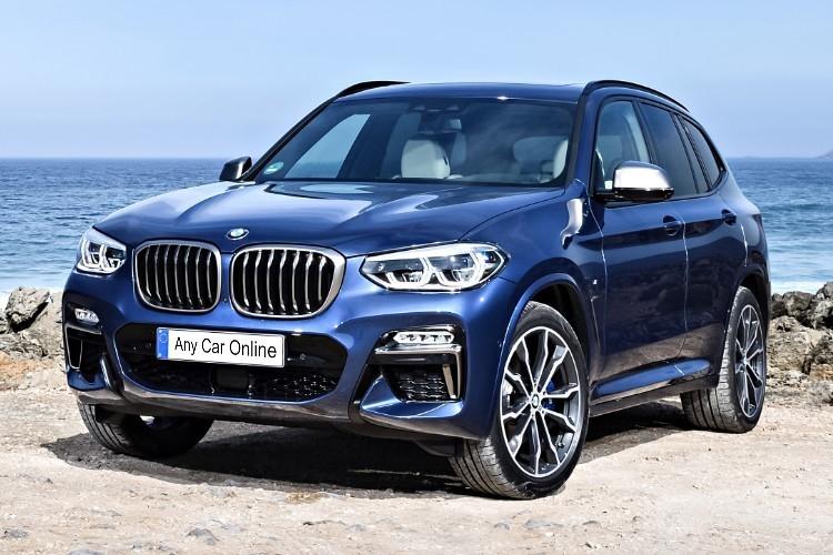 BMW X3 Lease