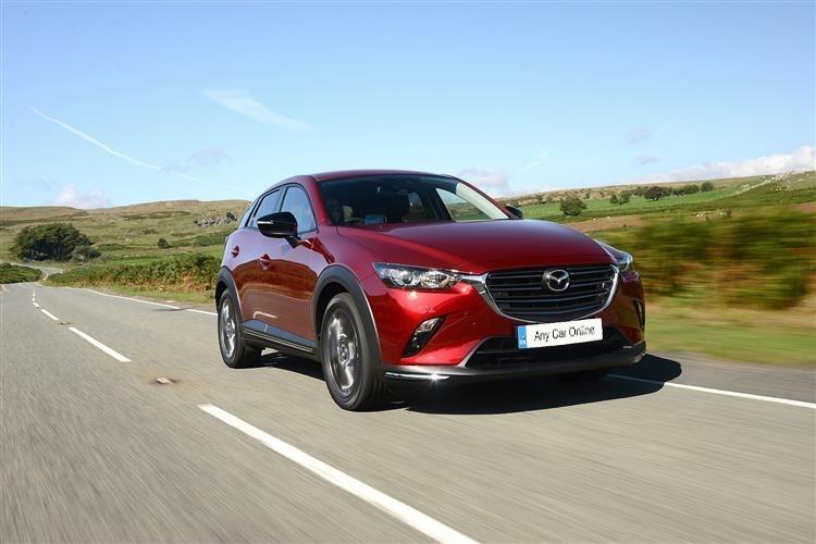 Mazda CX-3 Leasing
