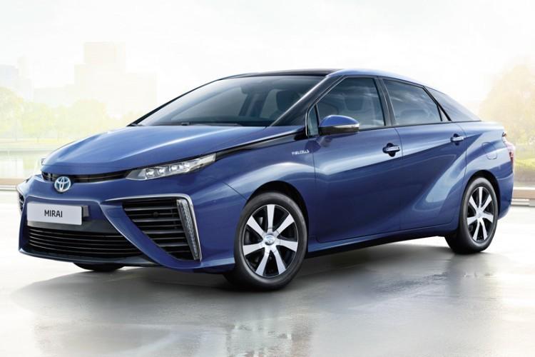 Toyota Mirai Leasing