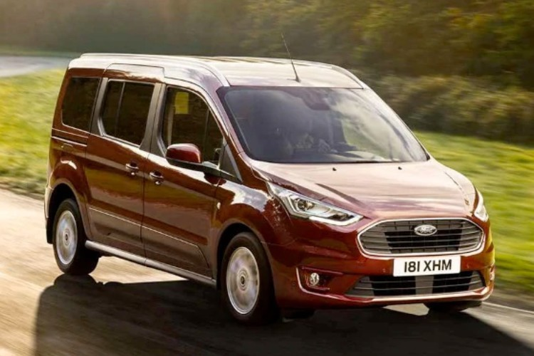 Ford Tourneo Connect Leasing