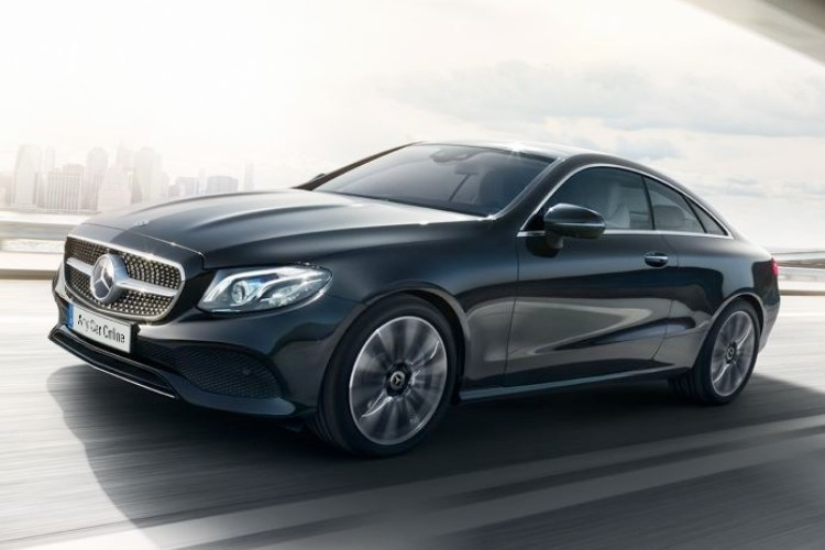 Mercedes E-Class Coupe Leasing