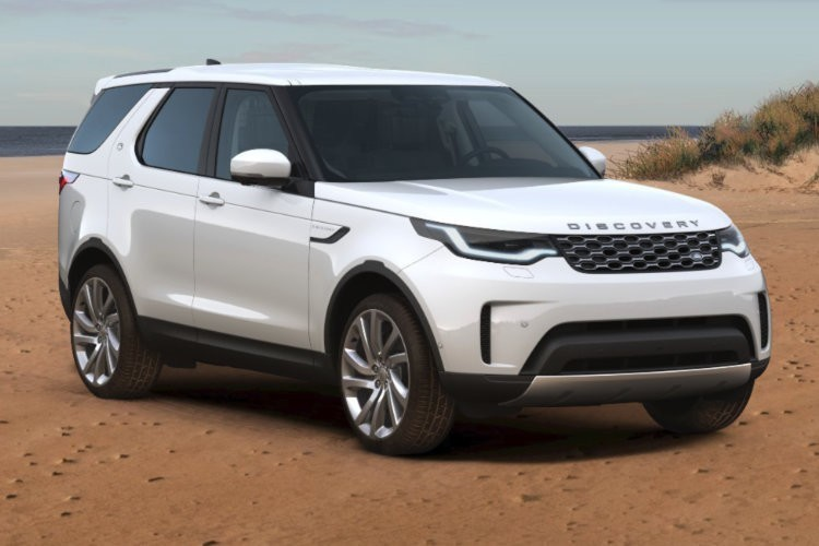 Land Rover Discovery Commercial Leasing