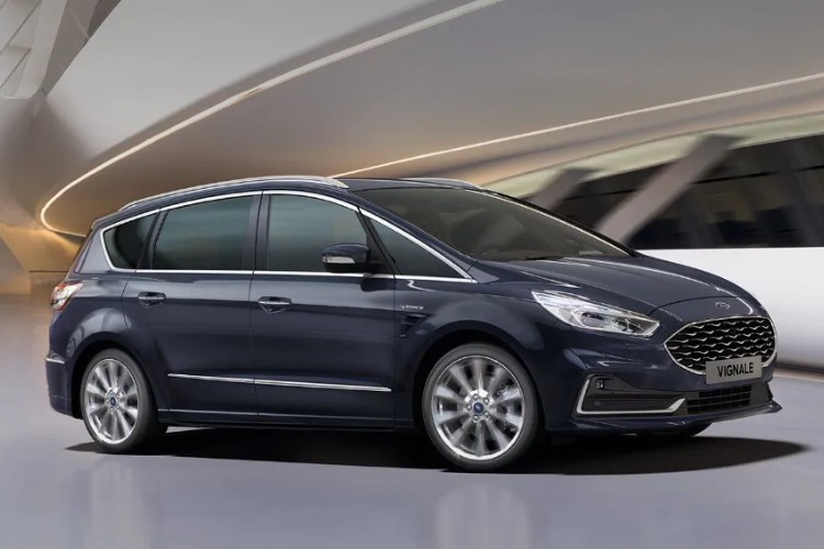 Ford S-Max Vignale Leasing