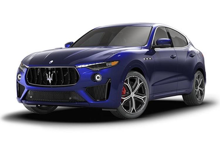 Maserati Levante Leasing